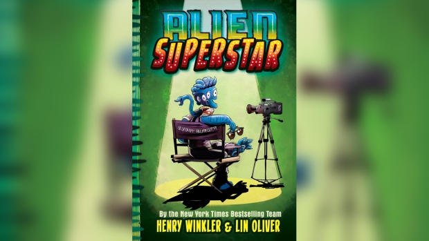 'Alien Superstar,' by Henry Winkler and Lin Oliver