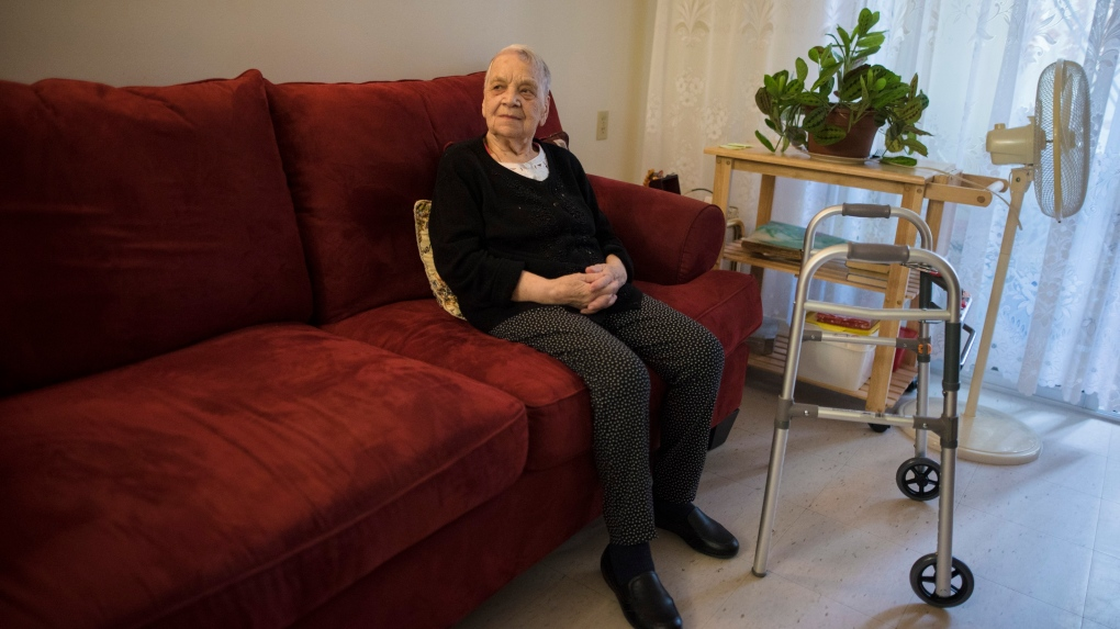 'Catastrophically' injured van attack survivor, 92, thankful to be alive