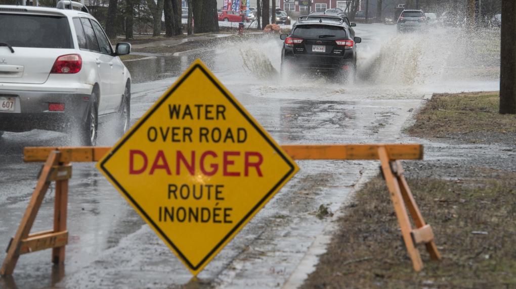 New Brunswick flooding 2019