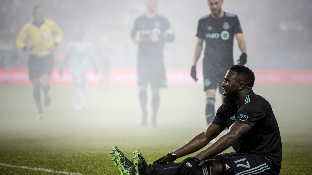 Toronto FC waiting on Jozy Altidore's health -- and next transfer window
