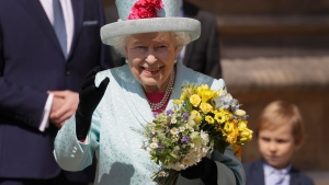 Queen Elizabeth turns 93