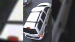 Police are looking for dash cam video of a white Dodge Durango that they believe is linked to a deadly shooting in Kitsilano. (Handout)