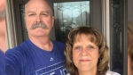 David and Christine Pindar saw their home and auto insurance premiums increase by hundreds of dollars because they were given a new postal code. (Christine Pindar)
