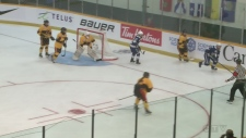 National Midget girls hockey championship
