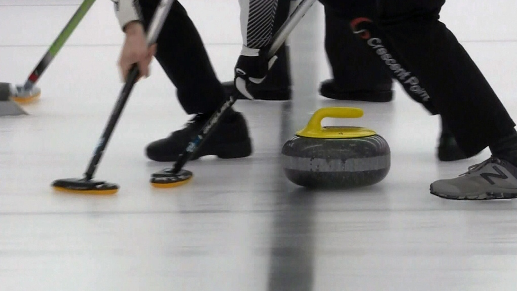 Are curlers sweeping the wrong way? Former Canadian champ aims to find out