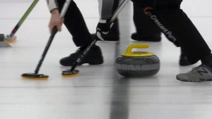A former champion curler from Saskatchewan is running experiments aimed at developing an optimal technique for sweeping, which he says the sport is currently lacking.