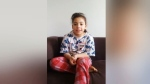 Undated image of Amal Alshteiwi, the nine-year-old Calgary whose family says she took her own life after being bullied at school.
