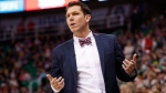 Luke Walton is seen in this file photo (Kim Raff/AP)