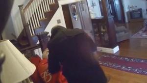 Disturbing video: Senior beaten during robbery