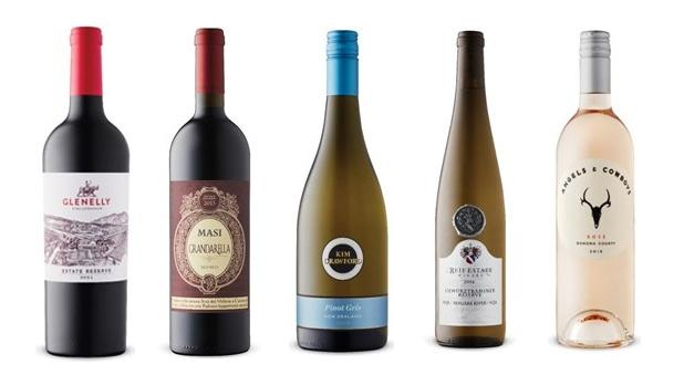 Wines of the week - April 22