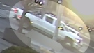 A suspect vehicle wanted in connection with a hit-and-run collision that injured a couple at Yonge Street and Meadowview Avenue is pictured in this image released by York Regional Police.