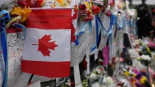 Ceremony marks anniversary of Toronto van attack