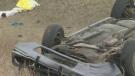Fatal crash near High River