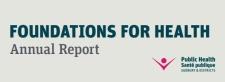 Public Health Sudbury & Districts Annual Report  2018