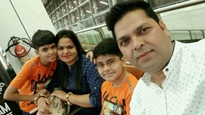 The Hindu Society of Manitoba is raising money online for the Misra family. (Source: GoFundMe)