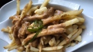 Sooke's 17 Mile House Pub also offers a Maple Leafs Poutine, described as a 'cold, overpriced dish, served with under-performing gravy, ice-cold fries, and a side of disappointment.' (Ken Whitaker)