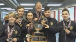 Waterloo Major Atom team makes local history