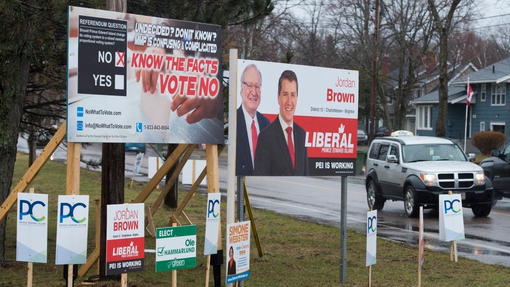 Prince Edward Islanders await referendum results on new voting system