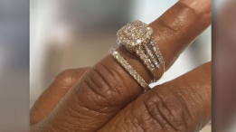 Stacey-Ann Sterling ring