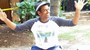 Undated photo of Chundunrai Keedhoo, the 38-year-old who died April 22 after being struck by a vehicle on 32 Ave NE (image: GoFundMe)