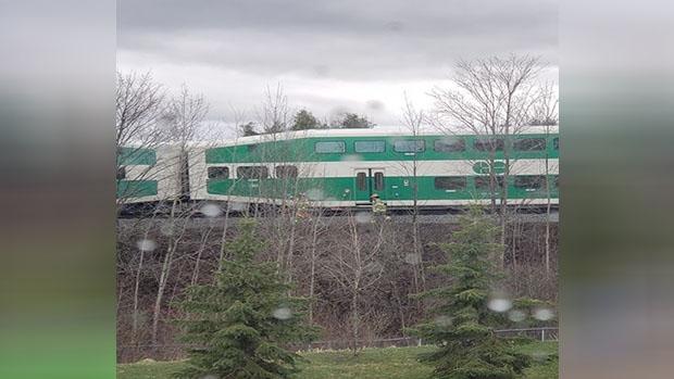 GO Train fatal