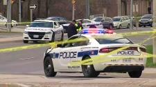Pedestrian killed in Mississauga