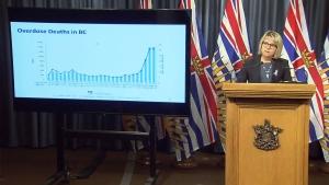 LIVE: Report on decriminalizing drugs released