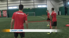 Calvary Soccer Season Kickoff
