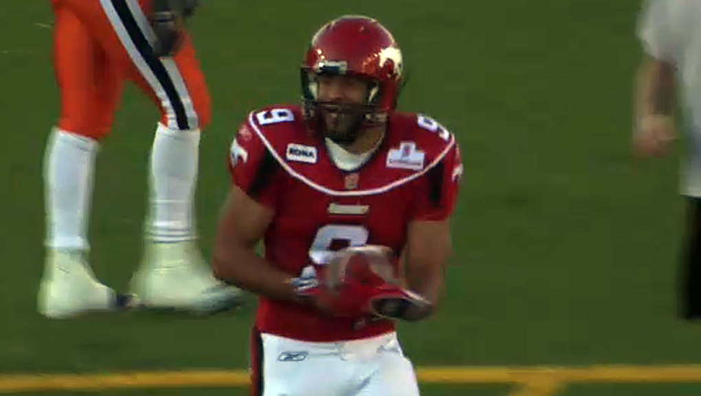 Former Stampeder Jon Cornish to be inducted in the CFL's Hall of Fame
