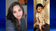 Calgary police released images of Jasmine and Aliyah Lovett and say no one has heard from them since Tuesday, April 16, 2019.