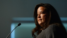 Former justice minister Jody Wilson-Raybould