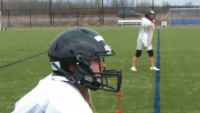 Women's tackle football program launches in Ottawa