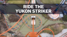 Ride the Yukon Striker: Canada's new dive coaster