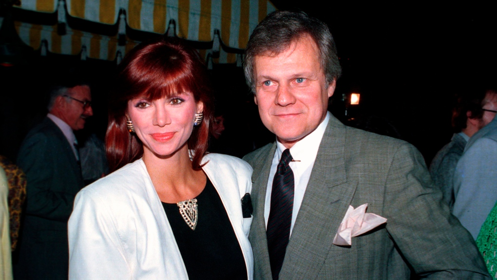Ken Kercheval, beleaguered oilman Cliff on 'Dallas,' dies at 83