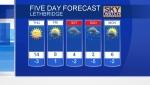 CTV Lethbridge Weather at 5 for Apr.24/19