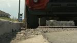 Street cleaning sweeps Lethbridge