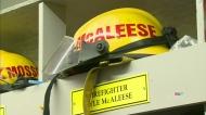Volunteers key in fighting wildfires