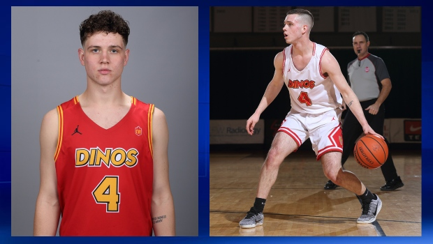 Andrew Milner of the University of Calgary Dinos was the victim of a boating mishap on Moyie Lake near Cranbrook on April 23, 2019 (courtesy: U of C Dinos)