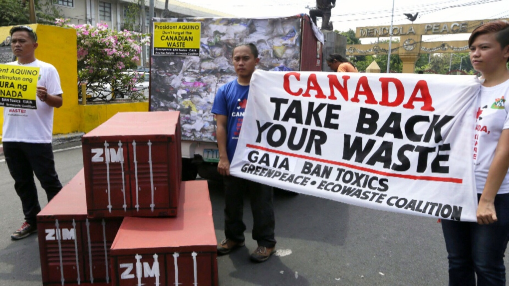 Philippines warns diplomatic relations with Canada at risk