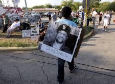 James Byrd Jr. protest