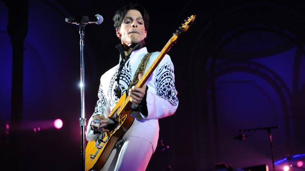 Prince demos