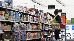 Walmart Neighborhood Market in Levittown, N.Y.