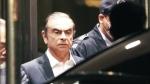 Former Nissan Chairman Carlos Ghosn leaves the Tokyo Detention Centre, on April 25, 2019. (Eugene Hoshiko / AP)