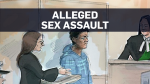 Alleged assault in high school girls' washroom