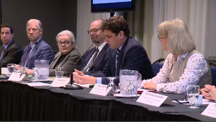 APPELE's plan - presented on Thursday - is to prove to Quebecers that school boards are still valuable, and that they provide a crucial link between parents and the government that civil servants can't do. (CTV Montreal)