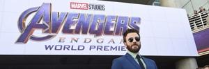 Chris Evans at 'Avengers: Endgame' L.A. premiere
