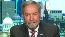 Mulcair: 'Greens are there to stay' in P.E.I.