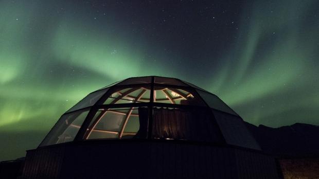 Lyngen North igloo