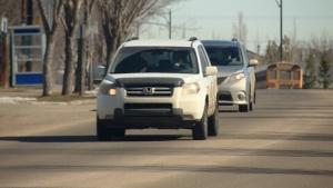 City considers lowering speed limits in residential neighbourhoods.