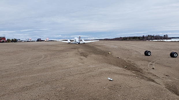 Gillam Airport Crash